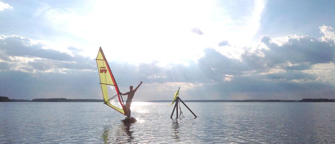 Серфинг в Конаково